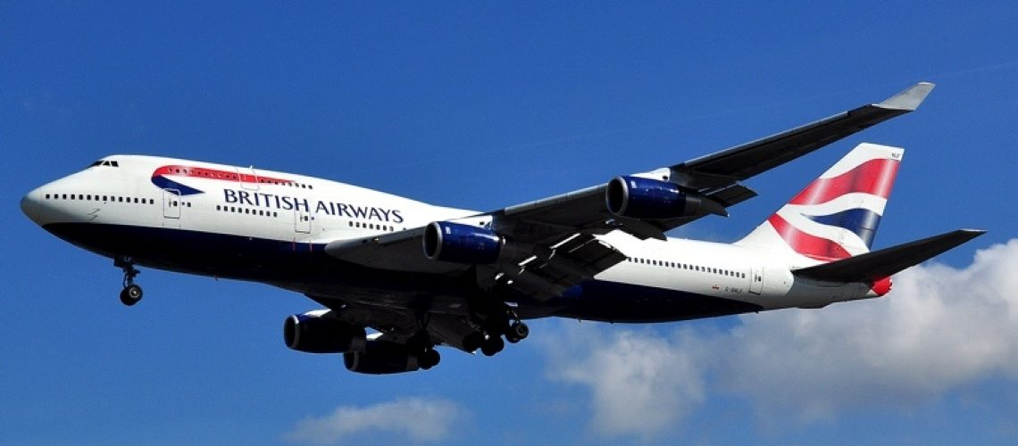 Boeing 747-436 - British Airways (G-BNLF)