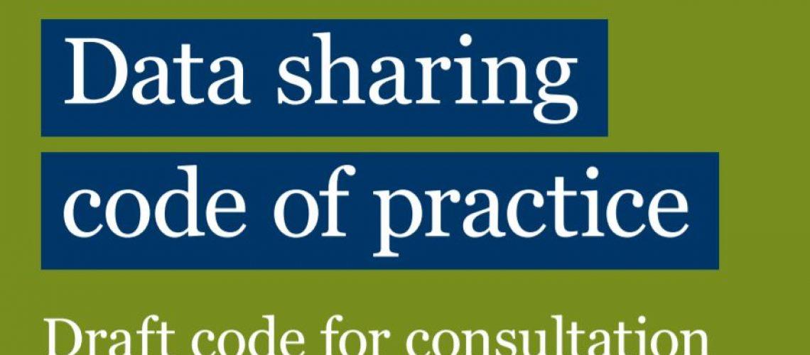 Draft ICO Data Sharing Code